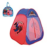 #4: Toys Bhoomi Spider-Man Play Tent - 100% Safe Polyester Fabric