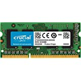 Crucial 8Go DDR3 1600 MT/s (PC3-12800) SODIMM 204-Pin Memory for Mac - CT8G3S160BMCEU
