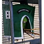 Avian Haven Hut for Birds, Extra Large, Green 4