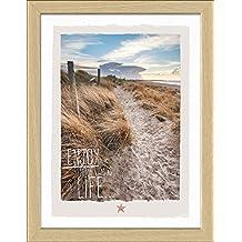 Pro-Art an572b2 cuadro Scandic-Living 'Maritim marca - enjoy the little Things' 35 x 45 cm