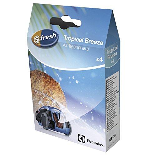 Electrolux 900167779 ES BA Parfum pour aspirateur et balais électrique, parfum tropical