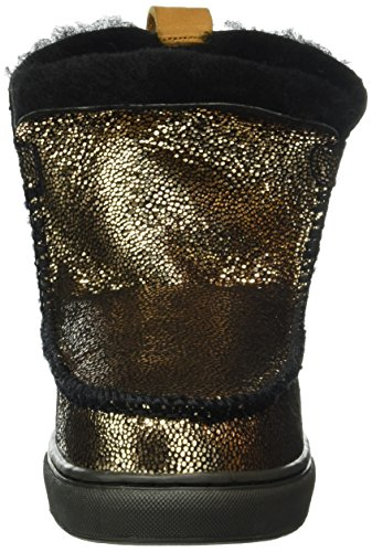 Nat-2  Sneep, Bottes courtes avec doublure chaude femme Multicolore - Mehrfarbig (Bronze DOTS)