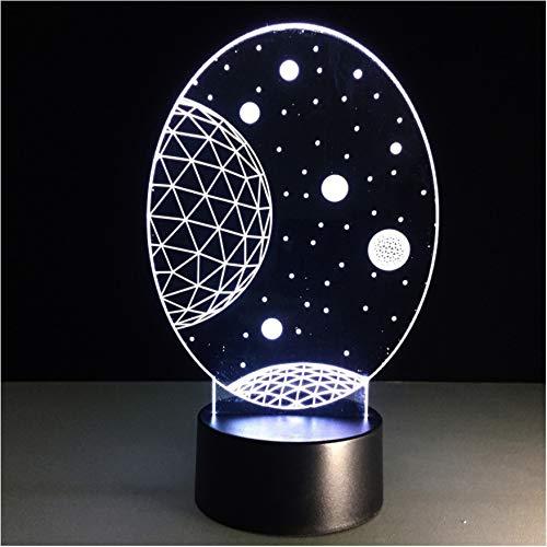 Nachtlicht Led 3D Sternenhimmel Tisch Desktop Stern Protector Nachtlicht Heimtextilien Baby Schlafen Nachttischlampen Kinder Kinder Geschenke