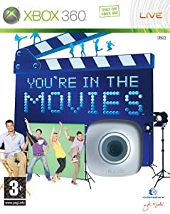 You're In The Movies - Includes Xbox LIVE Vision Camera (Xbox 360) [import anglais]