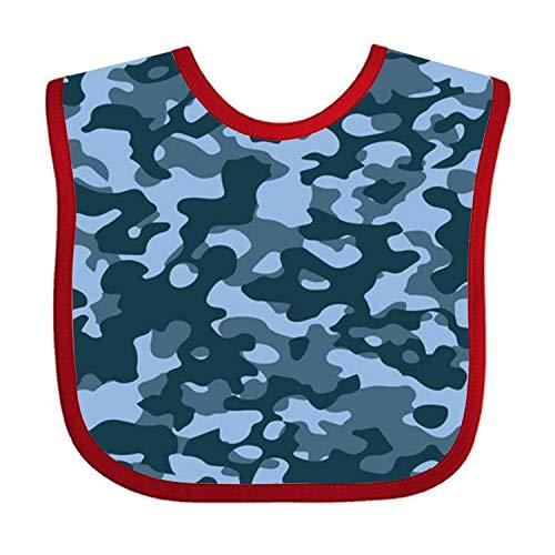 Camouflage Green Baby Bandana Drool Bibs for Boys and Girls Camouflage-baby-bib