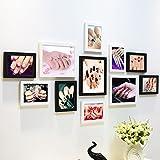 que l Ongles Photos Stickers Muraux 11 Box Club Fresques Beauté Cosmétique Boutique Backdrop Décoration Cadre des peintures murales heureux ( style : D )...