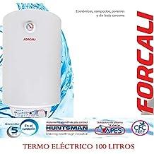 TERMO AGUA ELECTRICO VERTICAL 100 L SEDNA