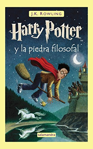 Harry Potter and the Stone Philosopher (Spanish Edition) by Rowling, JK (1999) Hardcover