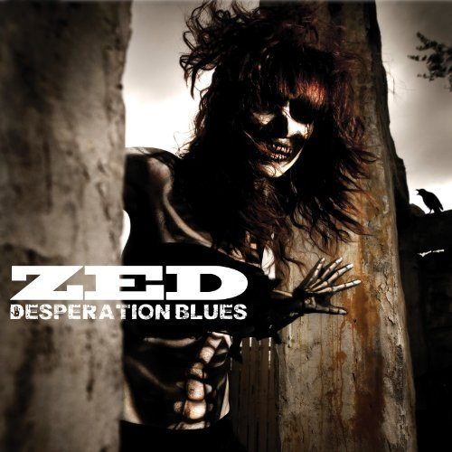 Desperation Blues by Zed