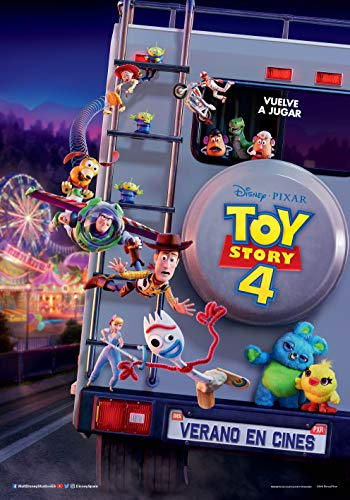 Pack 2: Toy Story 4 [Blu-ray]