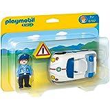 Playmobil 6797 1.2.3 Police Car