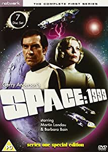 Space: 1999 - The Complete First Series [DVD] [1975]