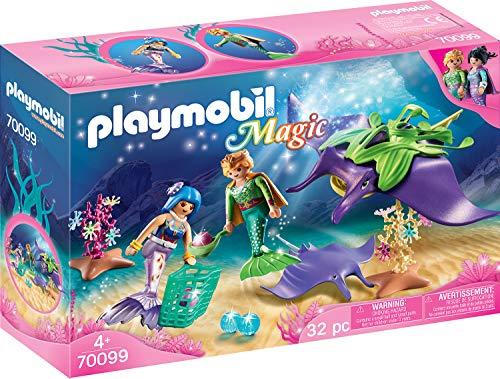 Playmobil 70099Magic Perle coleccionistas con Raya