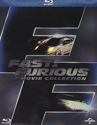 Fast & Furious Film Collection