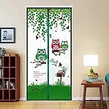 Seguryy Magnetisch Bildschirm Tür Keep Insekten Fern Mosquito Tür, Oben  Nach Unten Dichtung Automatisch,