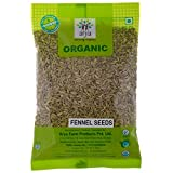 Arya Farm Organic Fennel Seeds, 100g