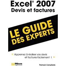 Excel 2007 : Devis et factures