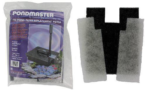 Replacement Media For Pondmaster 190