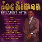Greatest Hits: The Spring Years, 1970-1977 by Joe Simon (2013-05-03)
