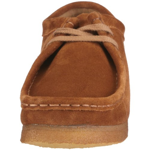 Clarks Originals Wallabee, Chaussures de ville homme Marron (Cola Suede)