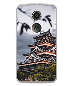 Snapdilla Designer Back Case Cover for Motorola Moto X2 :: Motorola Moto X (2nd Gen) (Ancient Culture Tourism Spiritual Old Trees)