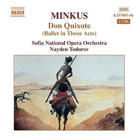 Don Quixote: Act II: Coda