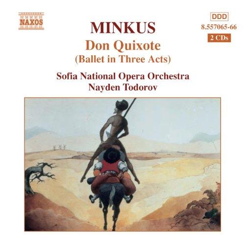 Don Quixote: Act I: Quiteria (Kitri) enters