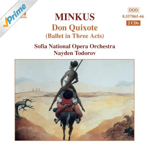 Don Quixote: Act I: Seguidilla