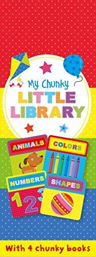 My Chunky Little Library por Igloobooks