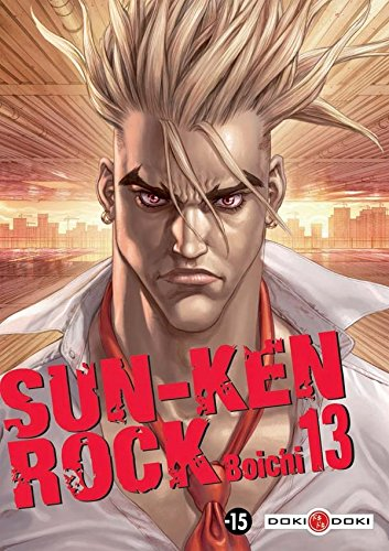 Sun-Ken Rock, Tome 13 : par Boichi