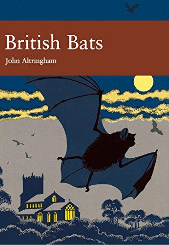 British Bats (Collins New Naturalist Library, Book 93) by [Altringham, John D.]