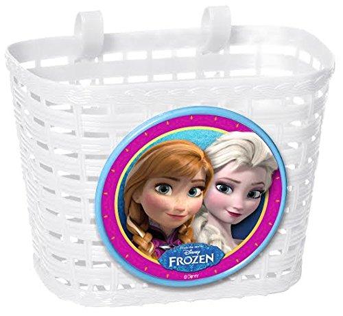 Disney Frozen die Eiskönigin Kinder Fahrradkorb Fahrradtasche Lenkertasche Fahrrad Korb
