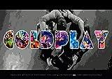 Coldplay 1Chris Martin Jonny Buckland Guy ER der toller Rock-Metal Album Cover Design Musik Band beste Foto Bild Einzigartige Print A3Poster