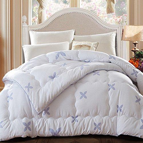 MMM Hiver Simple Fleur Garder Courte Quilt Individuelle Double Confortable Literie ( Couleur : #2 )