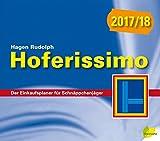 Hoferissimo 2017/18: Der Einkaufsplaner für Schnäppchenjäger - Hagen Rudolph