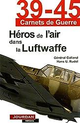 39-45 carnets de guerre. Héros de l'air dans la Luftwaffe