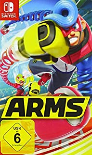 ARMS [Nintendo Switch] (B01N4OZQWX) | Amazon Products