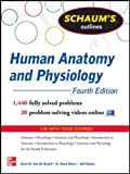 Schaum's Outline of Human Anatomy and Physiology (Schaum's Outlines)