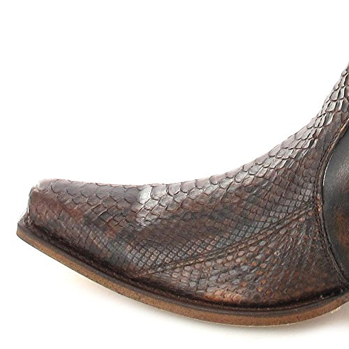Sendra Boots 5701P, Scarpe da barca uomo Marrone (Piton C540 Jacinto)
