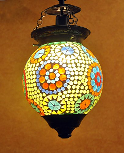 Bedroom Decorative Hanging Lamp Glass Ceiling Lamp Shades Pendant