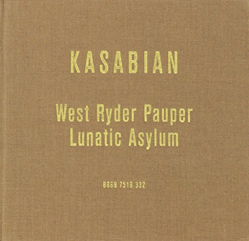 West Ryder Pauper Lunatic Asylum [1 CD + 1 DVD]