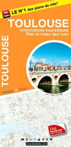 Toulouse : 1/15 000, avec livret