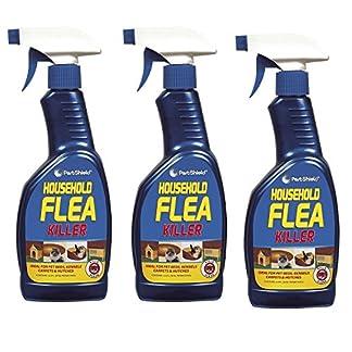 household flea killing spray bottle for cat dog carpet soft furniture bed 500ml (pack of 3) Household Flea Killing Spray Bottle For Cat Dog Carpet Soft Furniture Bed 500ml (PACK OF 3) 51OtdfUtp5L