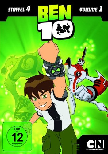 Ben 10 - Staffel 4, Vol. 1