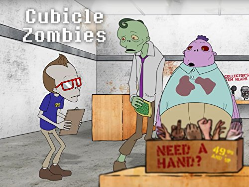 Cubicle Zombies