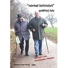 """""""normal behindert"""""""