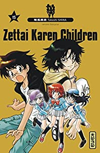 Zettai Karen Children Edition simple Tome 15
