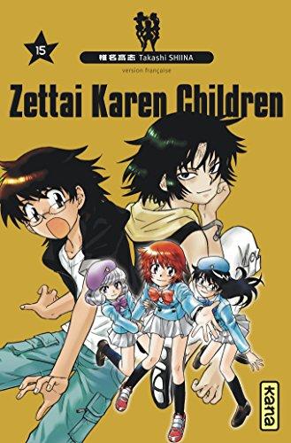 Zettai Karen Children Edition simple Tome 15
