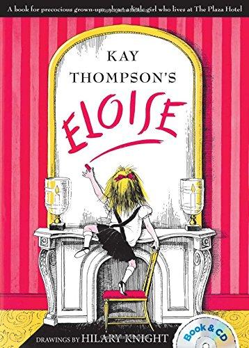 Eloise: Book & CD -