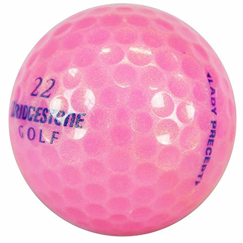 lbc-de-sports-50-bridgestone-lady-pro-staff-aaaa-aaa-rose-lake-balls-balles-balles-de-golf-etang